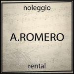 Rental repertoire: Aldemaro Romero
