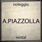 Partiture a noleggio: Astor Piazzolla