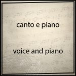 Voice and piano