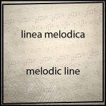 Linea melodica