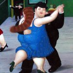 The Dancers - Botero