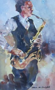 sax-player-musicpainting-art-gallery