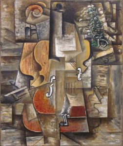 Pablo_Picasso,_1912,_Violin_and_Grapes,_oil_on_canvas,_61_x_50.8_cm,_Museum_of_Modern_Art
