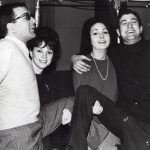 1965 Angela in tournée con Franco Franchi, Gino Corcelli, Nelly Fioramonti