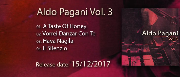 Aldo Pagani Vol. 3 – Coming Soon!