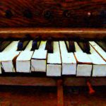 piano-painting-the-old-piano-painting-michael-pickett-image