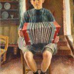 Dora-Carrington-Spanish-Boy-the-Accordion-Player