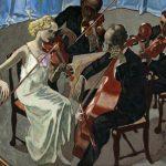 Copley, John; String Quartet; Glasgow Museums; http://www.artuk.org/artworks/string-quartet-83586