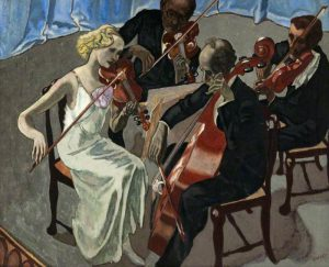 Copley, John; String Quartet; Glasgow Museums; http://www.artuk.org/artworks/string-quartet-83586