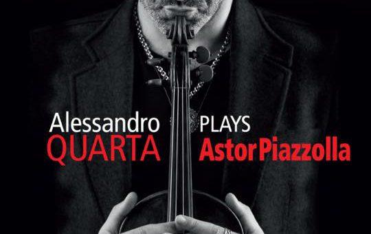 Alessandro Quarta plays Piazzolla – Il Tour