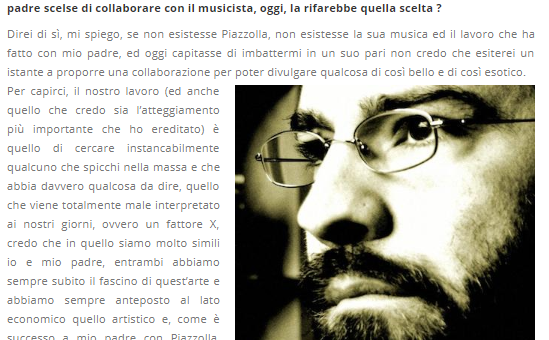 INDEXMUSIC INTERVISTA ALAIN PAGANI