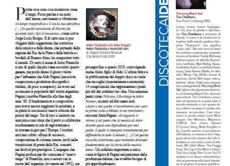 Astor Piazzolla con Aldo Pagani – L'articolo su Amadeus!