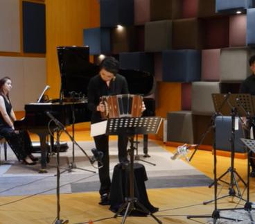 Tango Quinteto Liu Shanshan vince la Targa in memoria di Aldo Pagani al PIF 2020