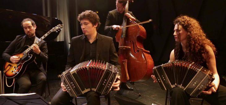 Octetology vince Astor Piazzolla Award di PIF 2020